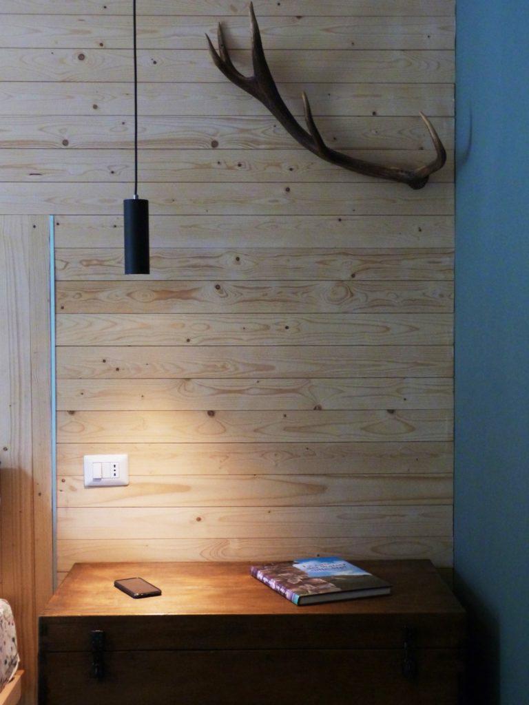 Maison 4 soleil - Camera dettaglio design
