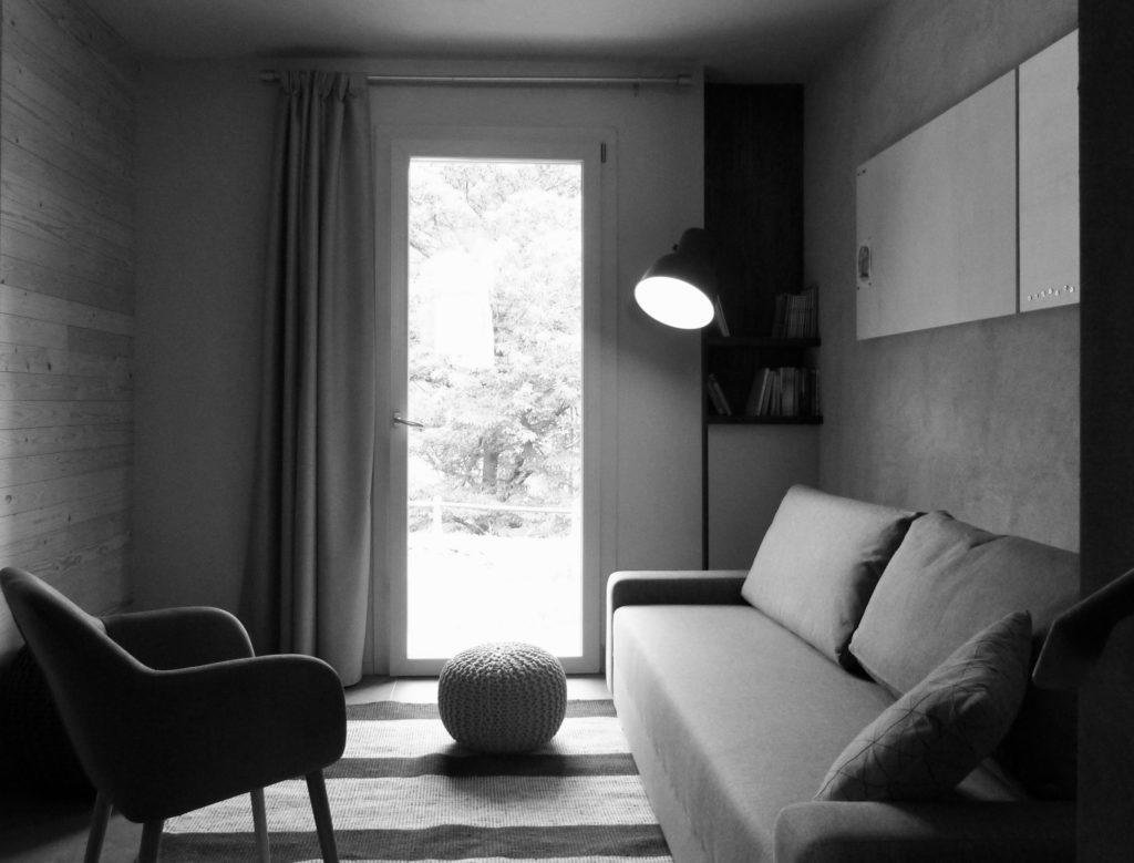 Maison 4 jardin - Soggiorno